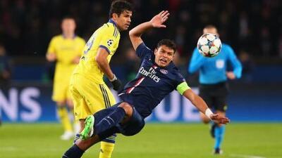 "Thiago Silva: ""La pelota no quiso entrar esta noche"""
