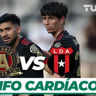 Resumen | Atlanta United 1-0 Alajuelense, avanzan a cuartos de final