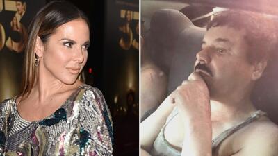 """Lo que ha dicho Kate del Castillo tras su encuentro con """"El Chapo"""""""