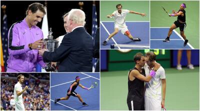 Rafael Nadal gana su cuarto US Open