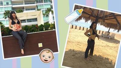 Elizabeth Valdez anunció su embarazo, se convertirá en mamá por primera vez