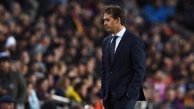Recuerdos del 2018: Real Madrid y su caída en picada bajo el mando de Julen  Lopetegui