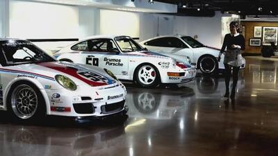 El Porsche Experience Center, un lugar al que no se debe dejar de ir en Atlanta