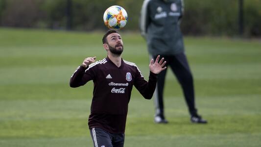 Gerardo Martino trabaja ya con 22 futbolistas
