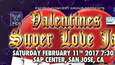 Valentines Super Love Jam