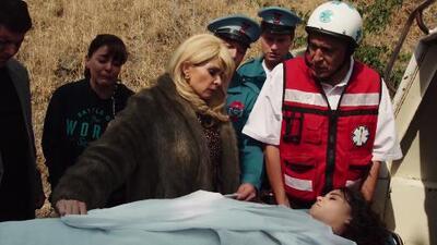 Silvia Pinal reconoció el cuerpo de su hija Viridiana tras el accidente que le arrebató la vida