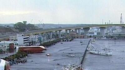 Impacta tsunami en México