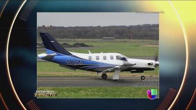 Avioneta se estrelló en las costas de Jamaica