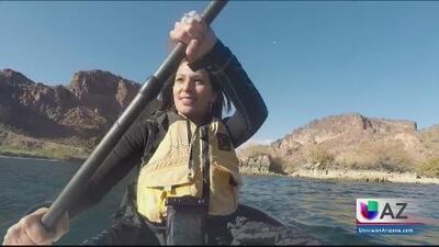 Tesoros escondidos de Arizona: la cueva esmeralda