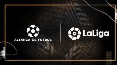 Alianza de Futbol y LaLiga North America firman convenio para el crecimiento de los jóvenes hispanos