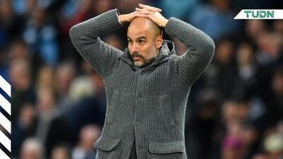 Guardiola aclaró que no fue sarcástico con los árbitros