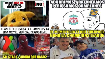 Memelogía: ¿Dónde está mi Liga MX? En las redes sociales ya extrañan el fútbol mexicano