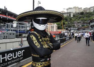 Celebridades y color en la fiesta del Gran Premio de Mónaco en Fórmula 1
