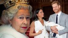 ¿Señal de paz? La reina Isabel invita a Harry al Castillo de Windsor