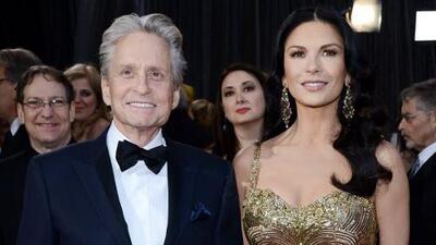Catherine Zeta-Jones y Michael Douglas confirman su separación
