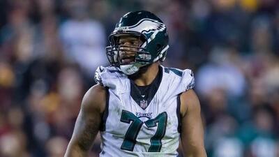 Patriots adquieren a Michael Bennett en canje con los Eagles