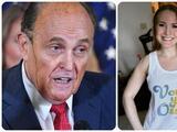 Hija de Rudy Giuliani relata en Vanity Fair su experiencia con las relaciones sexuales entre más de dos personas