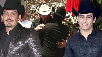 ¿De qué hablaron José Manuel y Julián Figueroa durante el homenaje a Joan Sebastian?