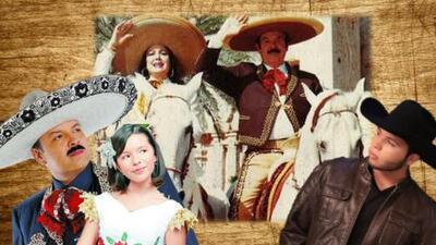 Pepe Aguilar y sus hijos (a caballo) revivirán el espectáculo que hizo famoso don Antonio Aguilar