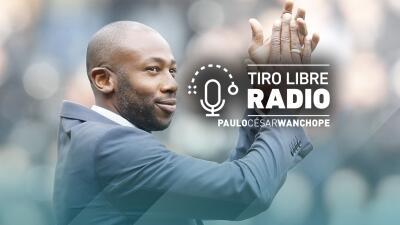 Paulo César Wanchope se une al panel del podcast Tiro Libre Radio