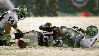 "El momento que marcó a la franquicia:  Patriots ""Tuck Rule Game"""