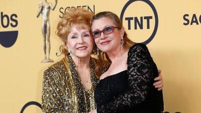 El documental sobre Carrie Fisher y Debbie Reynolds se estrena antes de lo planeado
