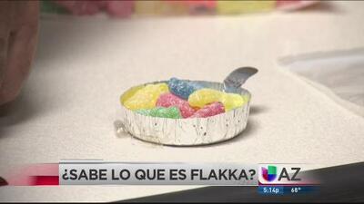 ¿Sabe lo que es la droga Flakka?