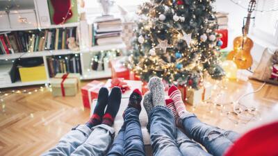 Películas de amor para ver en Navidad