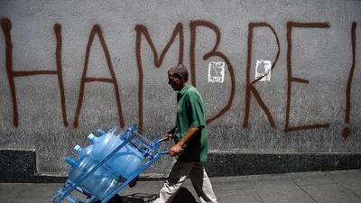 A bipartisan bill calls for TPS for Venezuelans fleeing humanitarian crisis