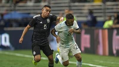¿El 4-0 es la distancia real que hay entre Argentina y México?