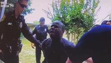 Ladrón rompe en llanto al ser arrestado tras haber protagonizado una persecución policial