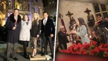 Serenata a la Virgen: reunidos para cantarle a la Guadalupana