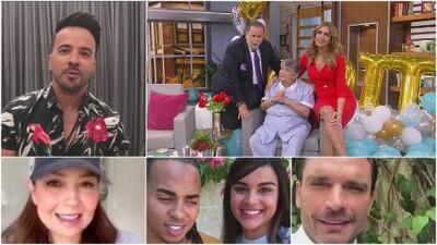 Lili, Raúl, Thalía y Fonsi: los mensajes de estos famosos hicieron 'tragar grueso' a Martica 'la del café'