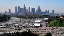 Baja el número de casos de covid-19 en Los Ángeles, ¿está el condado cerca de salir del nivel más restrictivo?
