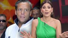 """Karina Banda asegura que le da miedo Alfredo Adame y le aconseja baje """"una rayita"""" a su agresividad"""