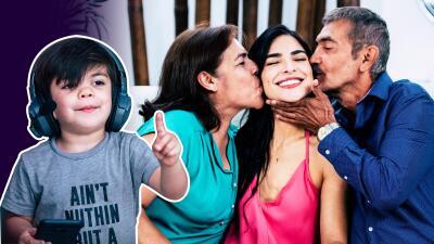 Fotos exclusivas: las imágenes más entrañables de Alejandra Espinoza con su familia