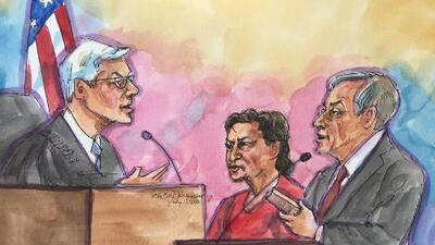 El expresidente Toledo seguirá detenido mientras EEUU decide su extradición