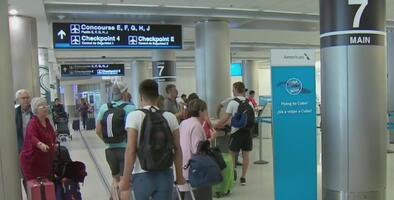 Desde este martes no hay más vuelos comerciales desde Estados Unidos a las provincias de Cuba
