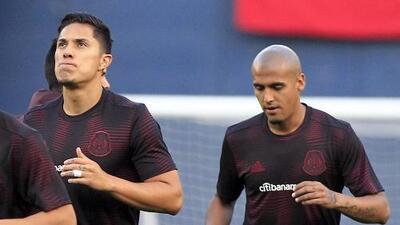 Salcedo y Chaka ven al Tri listo para ganarle a cualquiera la Copa Oro