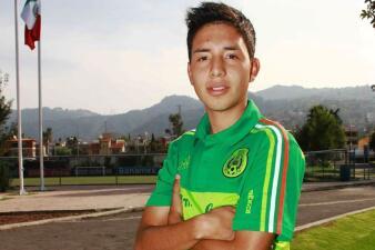 Los 8 mexicanos en el Salamanca CF UDS