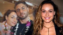 'Bye, bye, haters': Marimar Vega se fue a celebrar su cumpleaños en Tahití y por supuesto que con Horacio Pancheri