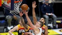 Se acaba la racha del Utah Jazz: tras 11 victorias consecutivas, cae en Denver