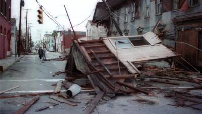 Florence está cerca de ser el huracán más poderoso en azotar las Carolinas en toda su historia