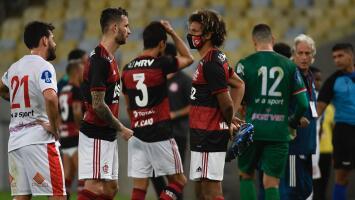 El futbol en Sudamérica reinició en Maracaná