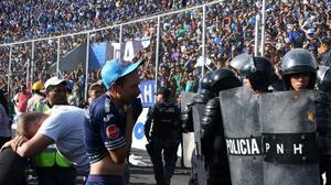 Sancionan a Motagua por la muerte de cuatro aficionados