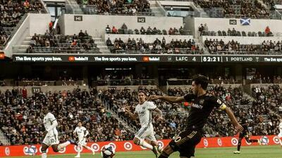 Carlos Vela: capitán, y 'predicador' de la 'iglesia LAFC'