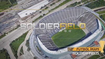 Futbol Maps | Soldier Field