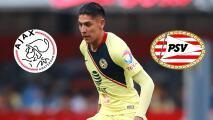 La puja por Edson Álvarez en Holanda: Ajax tendría más posibilidad de adquirirlo que el PSV