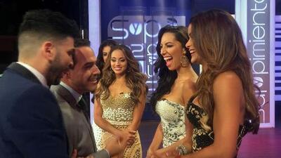 ¿De cuál de las finalistas de NBL está enamorado Carlos Calderon?