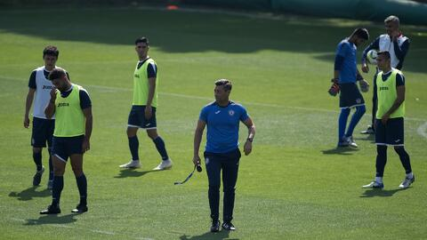 """Caixinha: """"Si se trabajara la mentalidad como en Europa, el futbol mexicano sería diferente"""""""